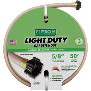 Expert Gardener 50' Light Duty Garden Hose