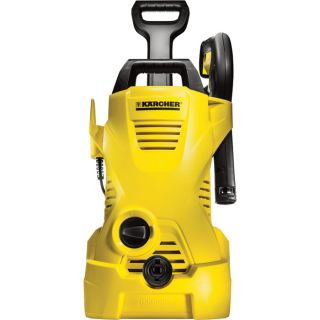 Karcher Electric Pressure Washer — 1600 PSI, 1.25 GPM, Model# K2 ERGO  Electric Cold Water Pressure Washers