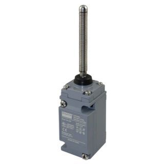 DAYTON Heavy Duty Limit Switch, 600VAC/DC Voltage Rating, 10 Amps, Top Actuator Location   12T833|12T833