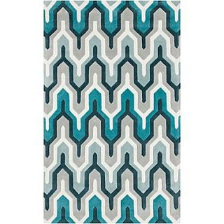 Surya Cosmopolitan COS9175 23 Hand Tufted Rug, 2 x 3 Rectangle