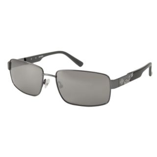 Harley Davidson Mens HDX841 Rectangular Sunglasses