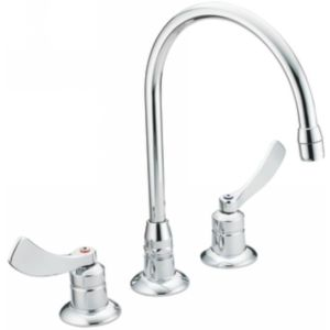 Moen 8225SMF15 M DURA Polished Chrome  Bathroom Faucets Commercial