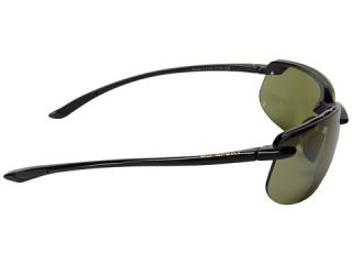 Maui Jim Banyans Gloss Black/High Transmission Lens