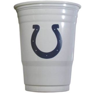 Indianapolis Colts Official NFL 18 oz Game Day Cups by Siskiyou