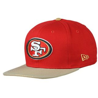 New Era NFL Crackle Game Cap   Mens   Accessories   San Francisco 49ers   Multi