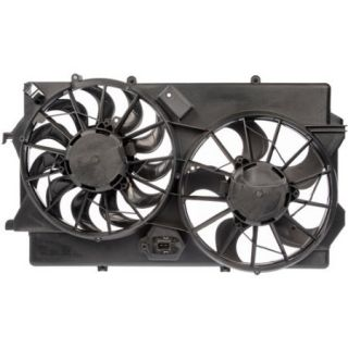Dorman 620 135 Dual Fan Assembly, Both