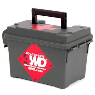 4Wheel Drive Hardware   Large First Aid Kit