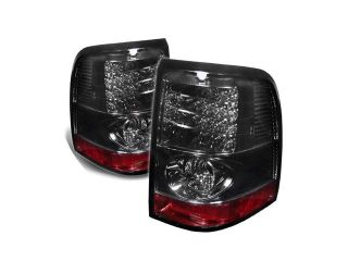Spyder Auto Ford Explorer 4Dr (Except Sport Trac) 02 05 / Mercury Mountaineer 02 05 LED Tail Lights   Smoke ALT YD FEXP02 LED SM