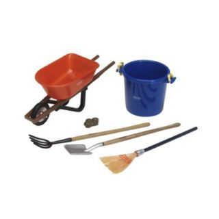 Breyer 19 Model Horse Accessory Set Stable Cleaning Kit