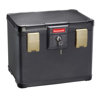 Honeywell 0.60 cu ft Fire Resistant Waterproof Chest Safe