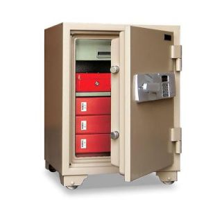 MESA 1.8 cu. ft. Fire Resistant Electronic Safe DISCONTINUED MFS63ECSD