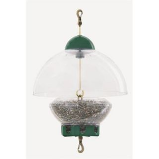 Droll Yankees Inc Big Top Bird Feeder   New Green Parts