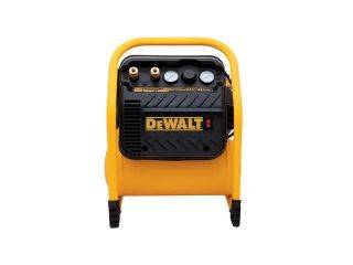 DWFP55130 2.5 Gallon 200 PSI Oil Free Quiet Trim Heavy Duty Compressor