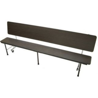 Mitchell Furniture Systems 96 L x 15 W Rectangular Classroom Table