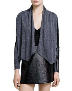 The Kooples Wool Cashmere Cardigan