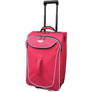 Travelers Club 20 Rolling Carry On Duffle