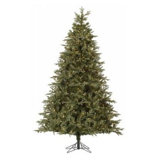 52 Elk Frasier Fir Dura Lit Christmas Tree   Clear Lights