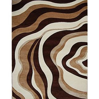 Home Dynamix Sumatra Waves Area Rug; 78 x 102