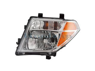 Aftermarket For 2005 2006 2007 Pathfinder & 2005 2006 2007 2008 Frontier Pickup Truck Headlight Headlamp Composite Halogen Front Head Light Lamp Left Driver Side (05 06 07 08)