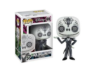 NBX Jack Skellington Day of the Dead Pop! Vinyl Figure