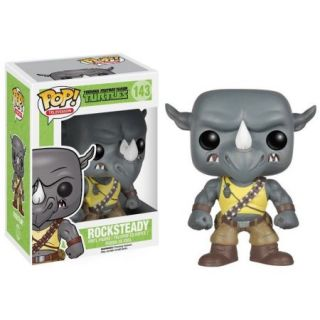 Teenage Mutant Ninja Turtles Pop Vinyl Figure Rocksteady