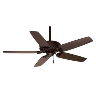 Casablanca 54020 Concentra Ceiling Fan in Brushed Cocoa Distressed Walnut Dark Walnut Blades Included