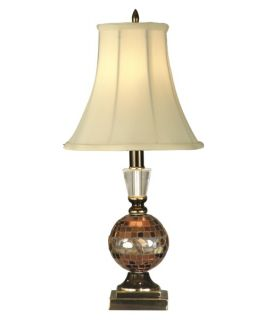 Dale Tiffany Art Glass Accent Lamp   Table Lamps