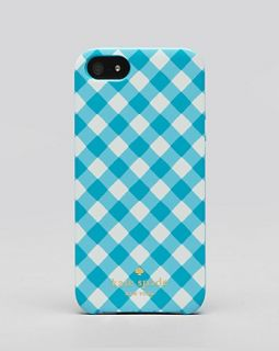 kate spade new york iPhone 5/5s Case   Resin Gingham