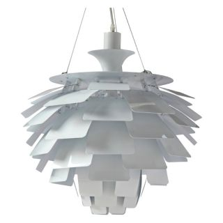 Fine Mod Imports Artichoke Leaf Pendant Light   Pendant Lights