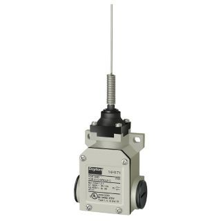 DAYTON Heavy Duty Limit Switch, 480VAC Voltage Rating, 10 Amps, Side Actuator Location   14H171|14H171